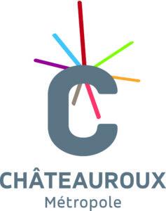 Logo de Châteauroux metropole